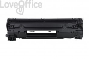 Toner HP 83A Toner CF283A nero compatibile