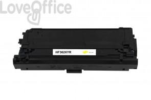 Toner compatibile HP 508X - CF362X giallo - 9500 pagine