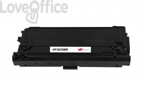 Toner Rigenerato HP 508X - CF363X magenta - 9500 pagine