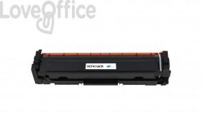 Toner Rigenerato HP 410A - CF411A ciano - 2300 pagine