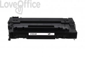 Toner Compatibile HP 51A - Q7551A nero - 6500 pagine