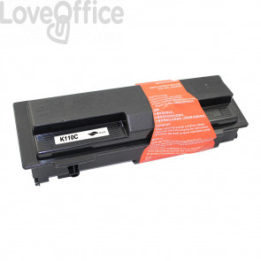 Toner Compatibile TK-110 Nero kits Kyocera - 6000 Pagine