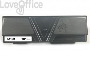 Toner compatibile Kyocera TK-1130 Nero 3000 pagine