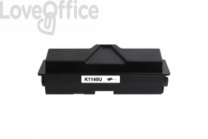 Toner compatibile Kyocera TK-1100/TK-1130/TK-1140 Nero 7200 Pagine