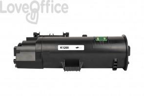 Toner Compatibile TK-1200 Nero kits Kyocera - 3000 Pagine
