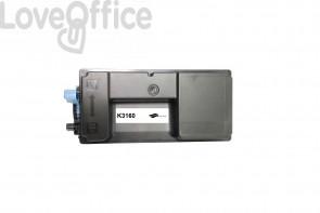 Toner Compatibile Kyocera TK-3160 Nero - 12500 Pagine
