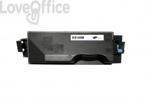 Toner Compatibile TK-5140K Nero kits Kyocera - 7000 Pagine