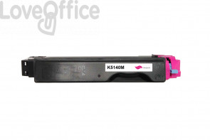 Toner Compatibile TK-5140M Magenta kits Kyocera - 5000 Pages