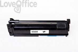 Toner Compatibile TK-540K Nero kits Kyocera FS-C5100DN - 5000 Pagine
