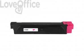 Toner Compatibile TK-580M Magenta kits Kyocera - 2800 Pagine