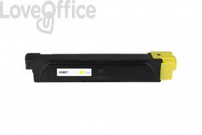 Toner Compatibile TK-580Y giallo kits Kyocera - 2800 Pagine
