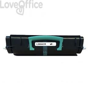Toner Lexmark E260A11E compatibile