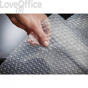 Materiale di protezione AirCap® Bobina bolle d'aria 1 x 35 mt. Neutro 100912132
