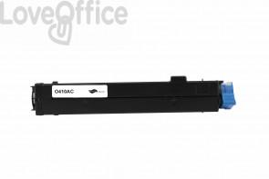 Toner Compatibile 43979102 Nero kits OKI - 3500 Pagine