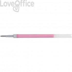 Refill penna cancellabile Gelocity illusion gel Bic - rosso (conf.12)
