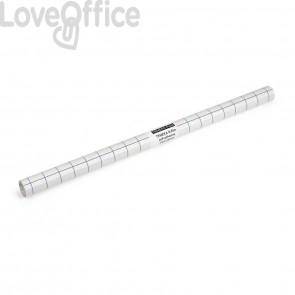 Plastica adesiva trasparente Lebez - trasparente - 1 m x 40 cm