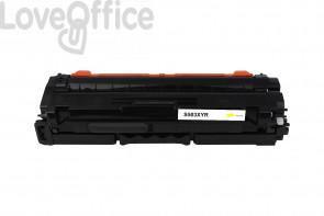 Toner Rigenerato Samsung Y503L - CLT-Y503L giallo - 5000 pagine