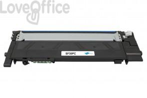 Toner Compatibile Samsung C404S - CLT-C404S ciano - 1000 pagine