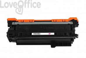 Toner Compatible HP 507A/504A - CE403A/CE253A Magenta - 7000 pagine