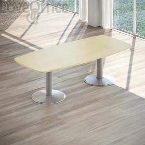 tavolo per sala riunioni acero