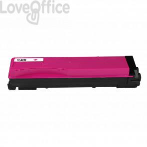 Toner Compatibile TK-540M Magenta kits Kyocera  FS-C5100DN - 4000 Pagine