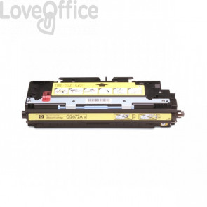 Toner Rigenerato HP 309A - Q2672A Giallo - 4000 pagine