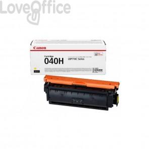 Originale Canon 0455C001 Toner alta capacità 040 H Y 1 giallo