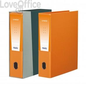 registratore a leva arancio