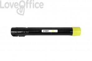 Toner compatibile Xerox 106R01438 giallo - 17.000 copie