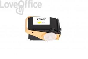 Toner Xerox 106R02601 giallo compatibile