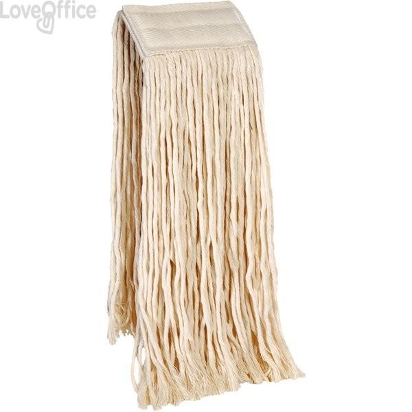 Mop per pavimenti Perfetto - cotone - 40 cm - 400 gr