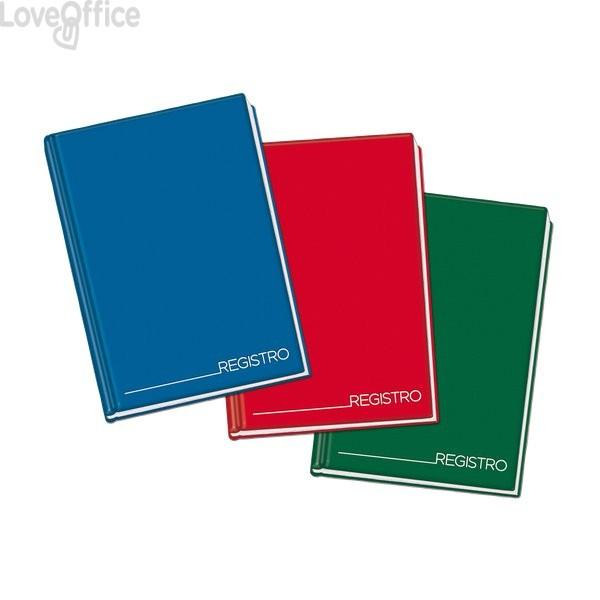 Registro cartonato Blasetti - A4 - 5 mm - 96 ff - 1344