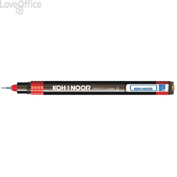 Penna a china Professional Koh-i-noor - 0,1 mm