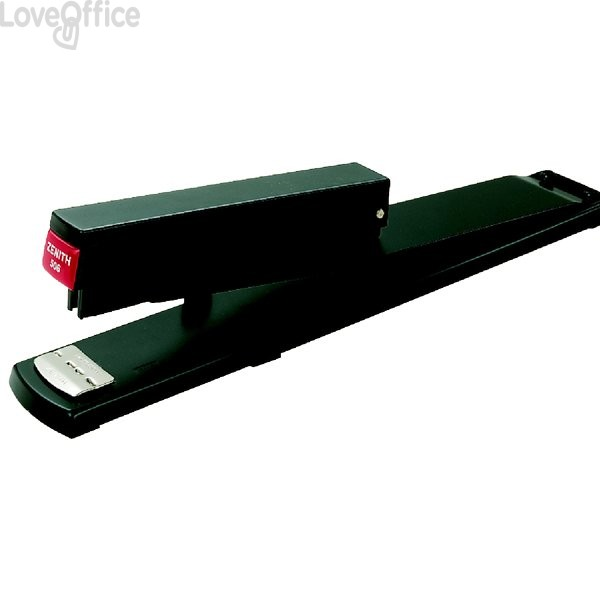 Cucitrice da tavolo Spillatrice a braccio lungo 506 Zenith - nero - 506