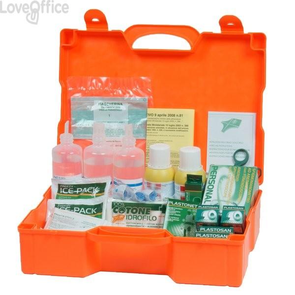 Valigetta Pronto soccorso 3 persone Pharma Shield - 46x34,5x14,5