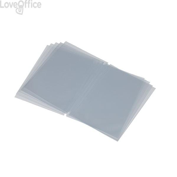 Inserti per Portamenù Securit - A4 - trasparente (conf.10)