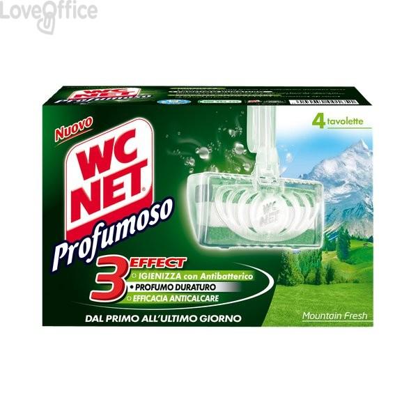 Tavolette solide igiene e profumo Wc Net - M77802/M74392 (conf.4)
