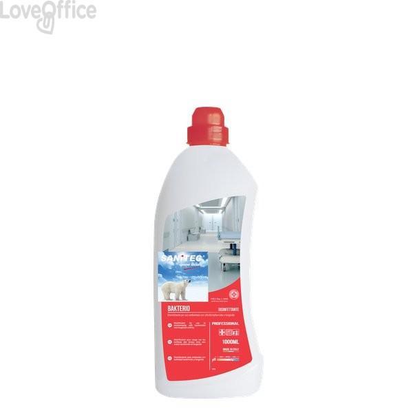 Disinfettante per pavimenti e superfici Sanitec - 1000 ml - 1540N-S