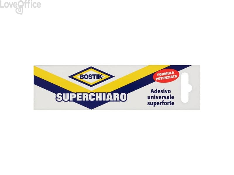 Colla universale Bostik Superchiaro 50 gr D2370