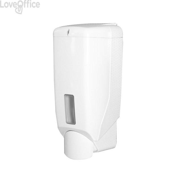 Distributore per sapone liquido a rabbocco QTS - 11,4x10,2x25 cm - 1200 ml - IN- 3196/ELB