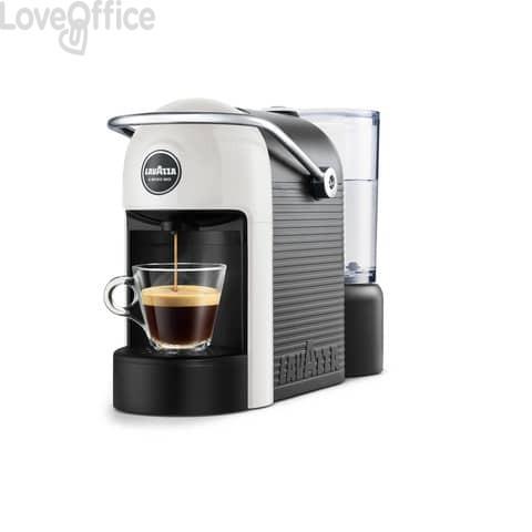 Macchina caffè espresso A Modo Mio Jolie bianco 18000005