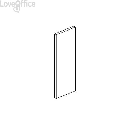 Ripiano Unisit 86,4 cm grigio 4242/15