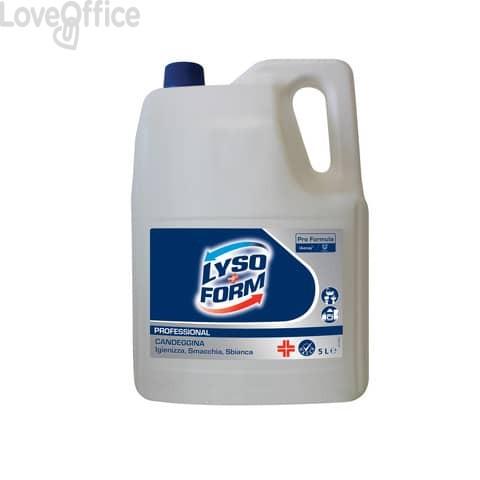 Candeggina Classica Lysoform Professional 5 litri 101102789
