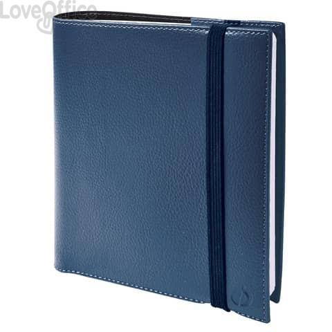 Agenda settimanale 2021 Quo Vadis Time&Life Medium 16x16 cm blu 54010021MQ