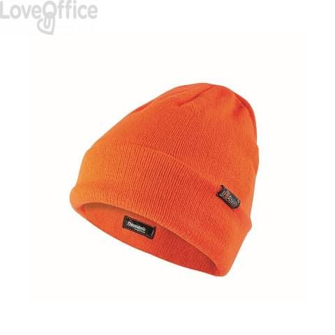 Berretto invernale One U-Power acrilico Thinsulate® monotaglia - arancio fluo - AC127OF ONE
