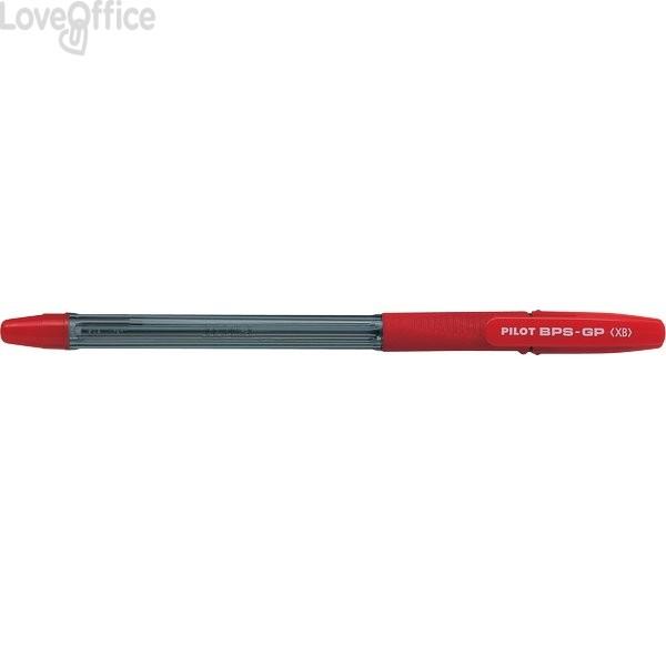 Penna a sfera BPS-GP Pilot - rosso - 1,6 mm - 001697