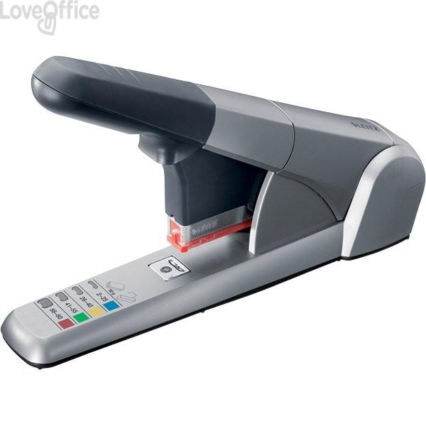 Spillatrice Cucitrice 5551 per alti spessori Esselte - cucitrice da tavolo alto spessore - 80 fogli - 55510084