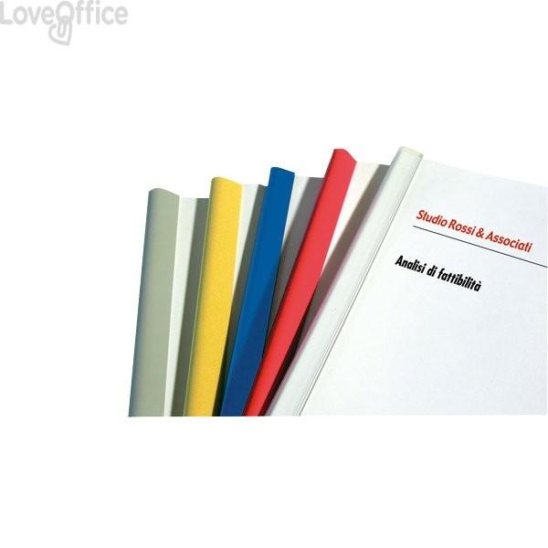 Dorsini Fellowes - 8 mm - blu - D108BL (conf.50)