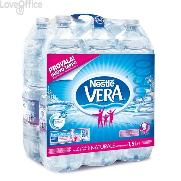 Acqua Vera naturale - 1,5 l (conf.6)