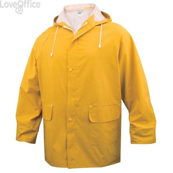Completo da pioggia en304 Delta Plus - giallo - M - EN304JATM2